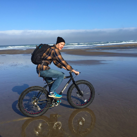 Haystack Rock Fat Bike Beach Ride