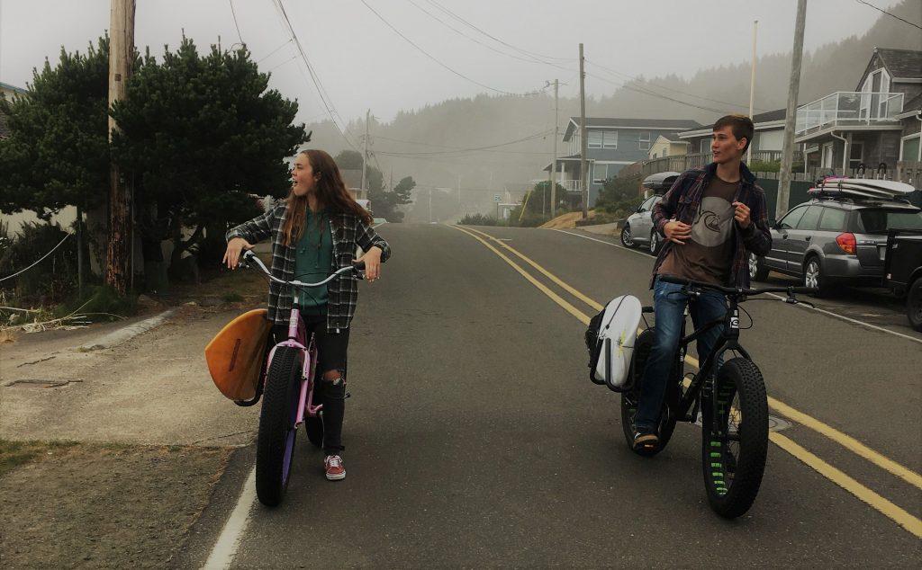 Oregon Coast Fat Bike Tours
