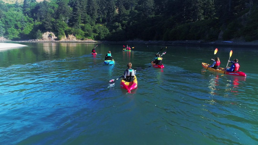 Lincoln City Kayak Rentals