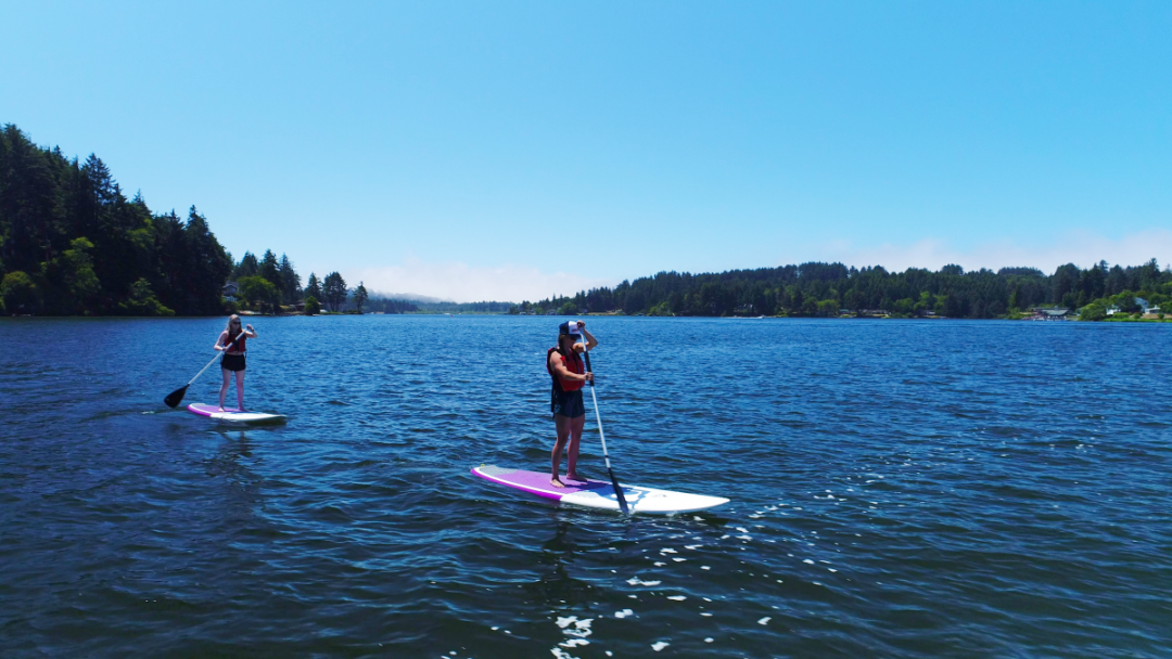 Stand up Paddle Board Rentals Lincoln City