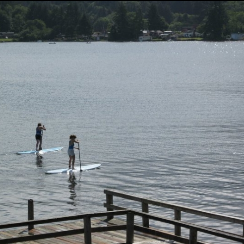 Stand up Paddle Boarding Lincoln City