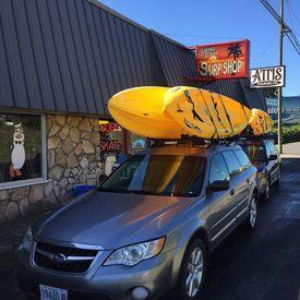 Lincoln City Kayak Rentals