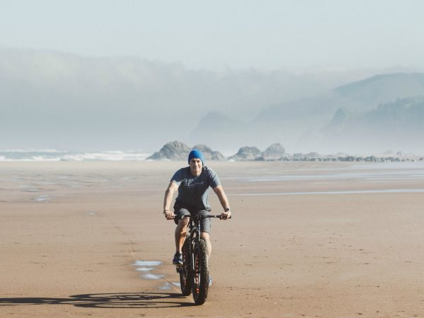 Siletz Bay Fat Bike Beach Ride Guided Tour