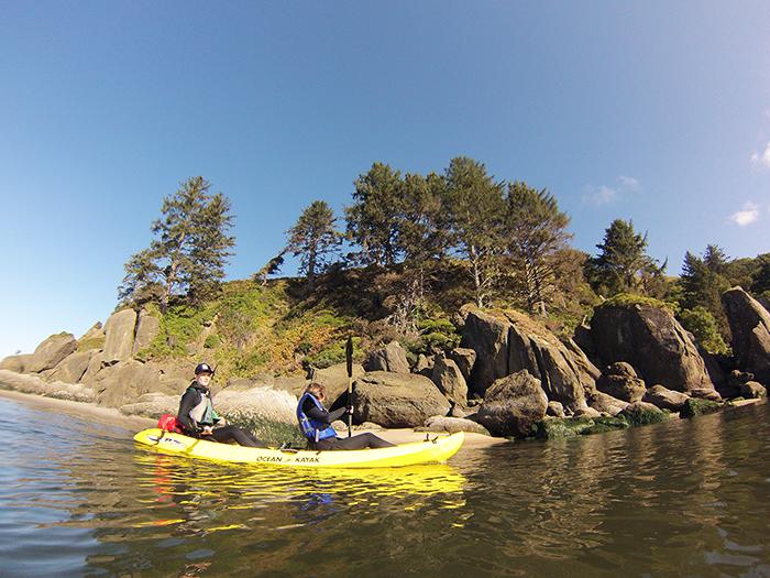Kayak Tour Guide Chase Prins
