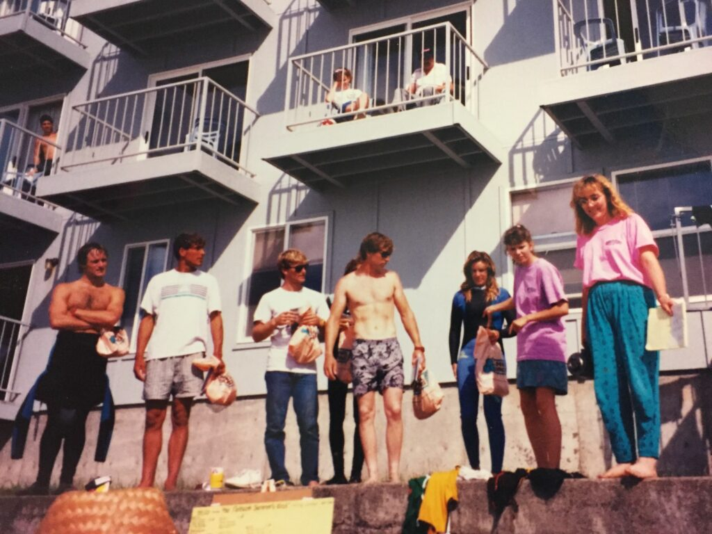 Lincoln City's First Surf Contest