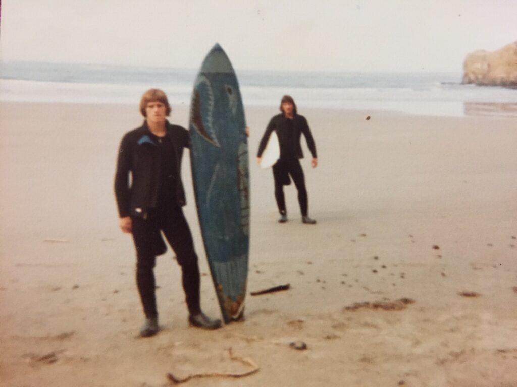 Surfing Otter Rock