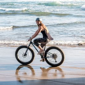 Fat Biking Lincoln City