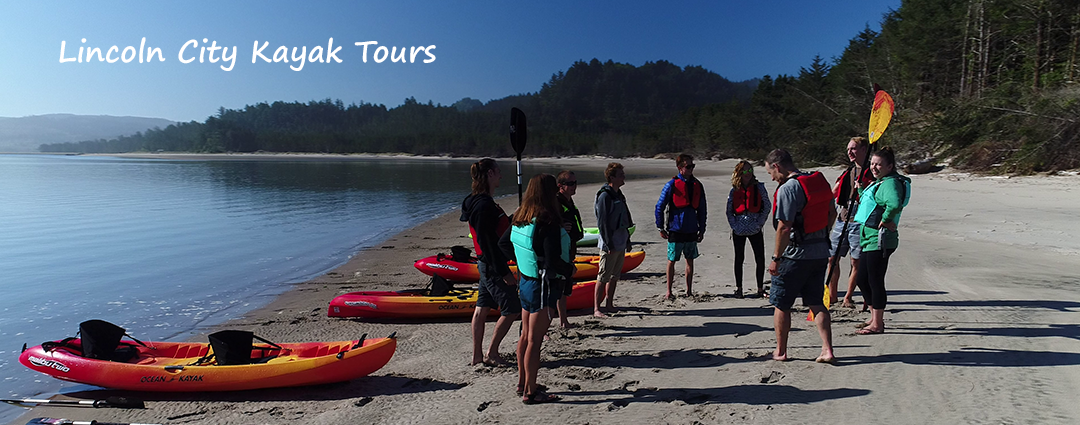 Lincoln City KayakTours