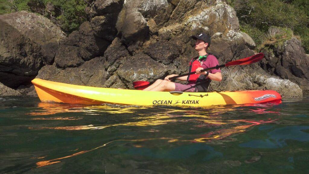 Kayak Tour Guide
