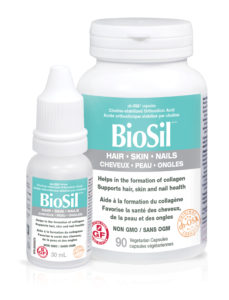 BioSil is on Sale while supplies last - It works for Christie Brinkley - why not give it a try?