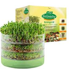 BioSnacky sprout system