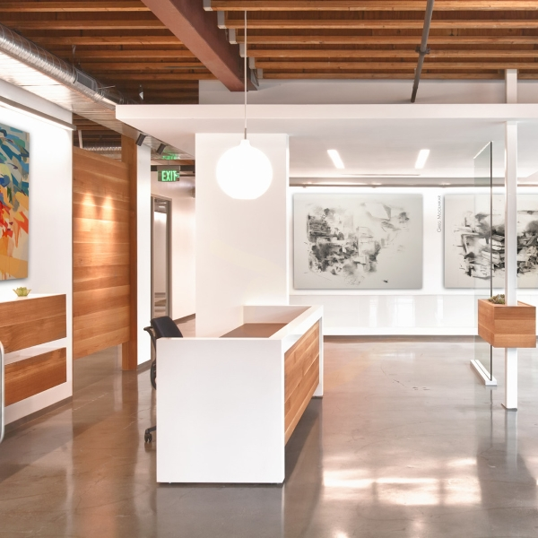 Taylor Design Irvine Headquarters