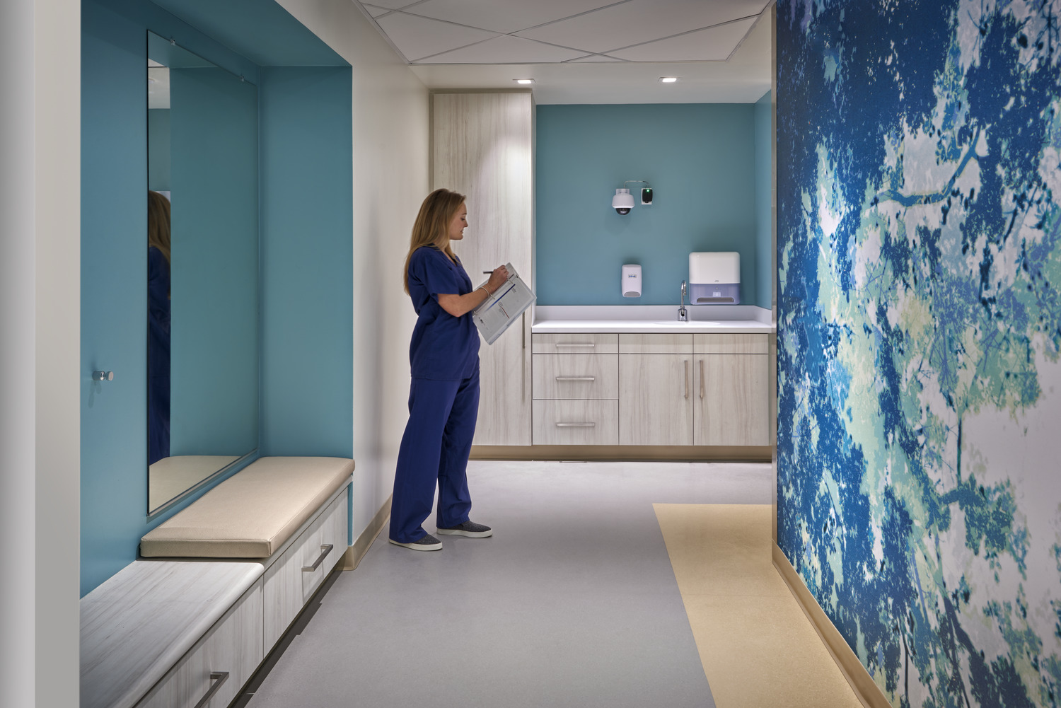 Stanford Health Care Linear Accelerator 16