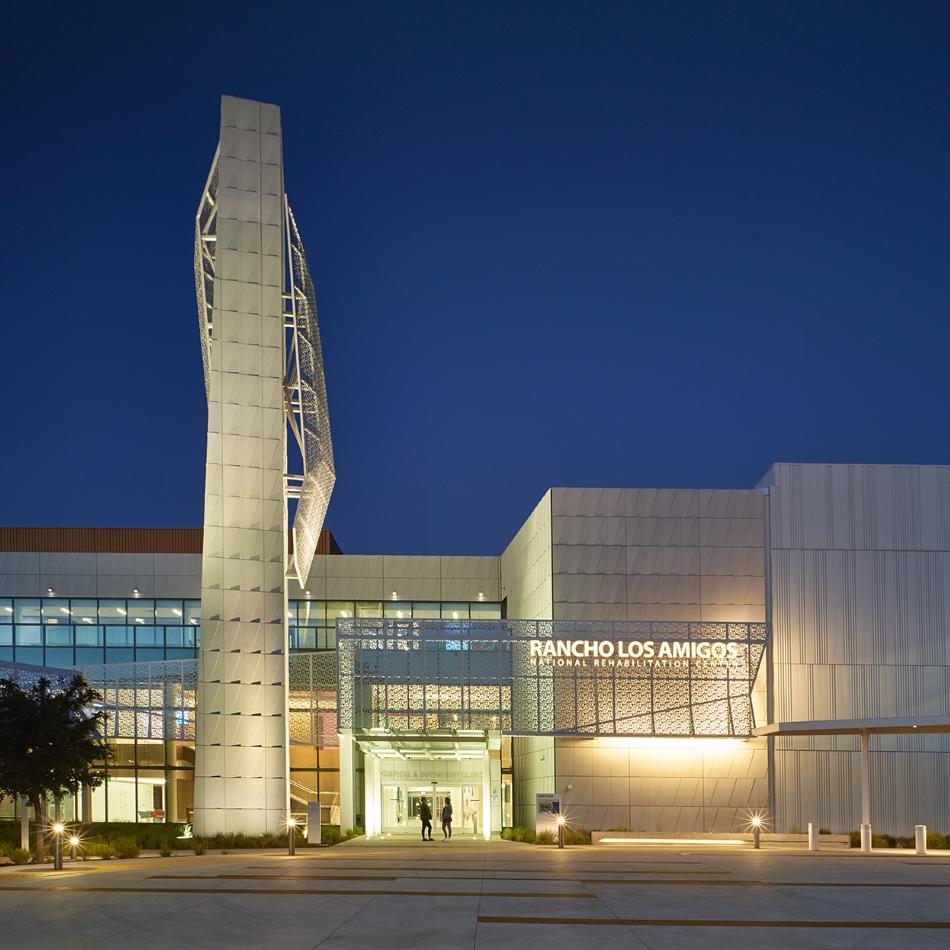 Rancho Los Amigos National Rehabilitation Center (square 2)