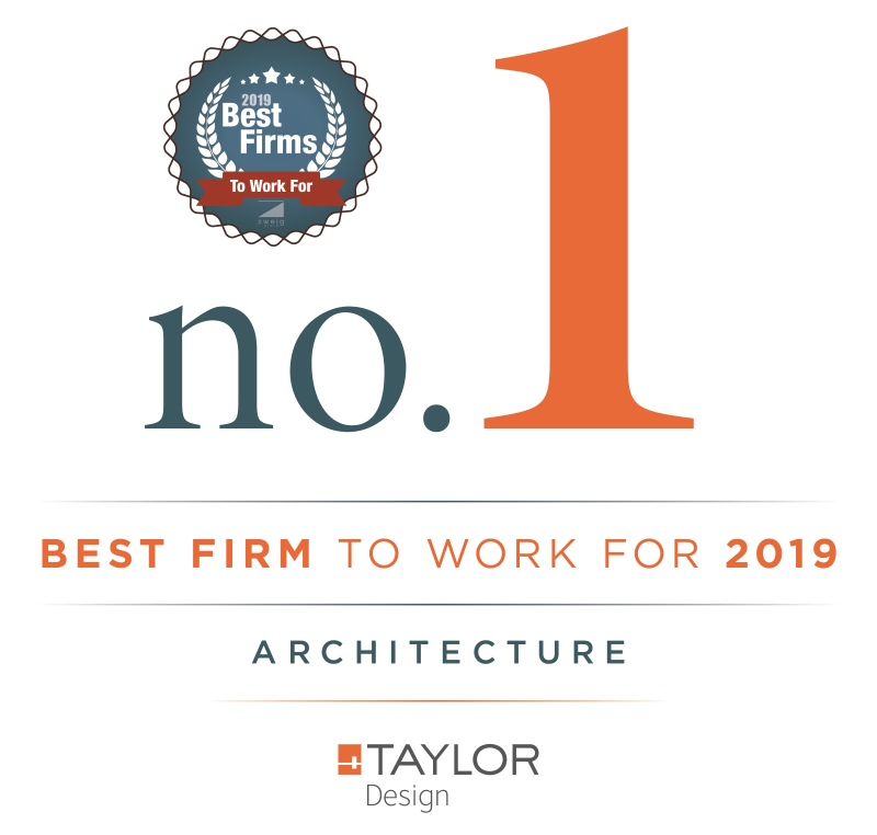 2019 Best Firm to Work For - Taylor Design