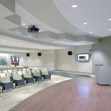 Hoag Irvine Lecture Hall