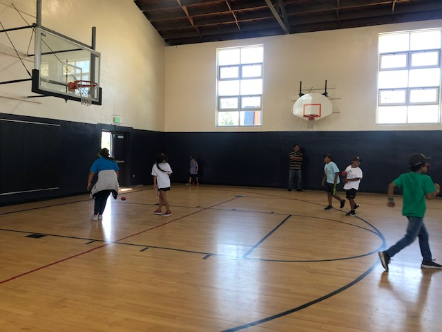 Boys & Girls Club of Greater San Diego William J. Oakes Branch Clubhouse