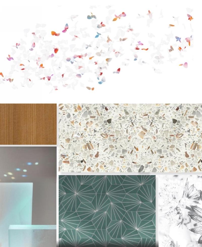 Interior Design Palette
