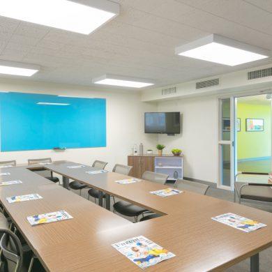 Kaiser Fontana Classroom