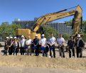 Palomar Health Rehabilitation Institute Groundbreaking