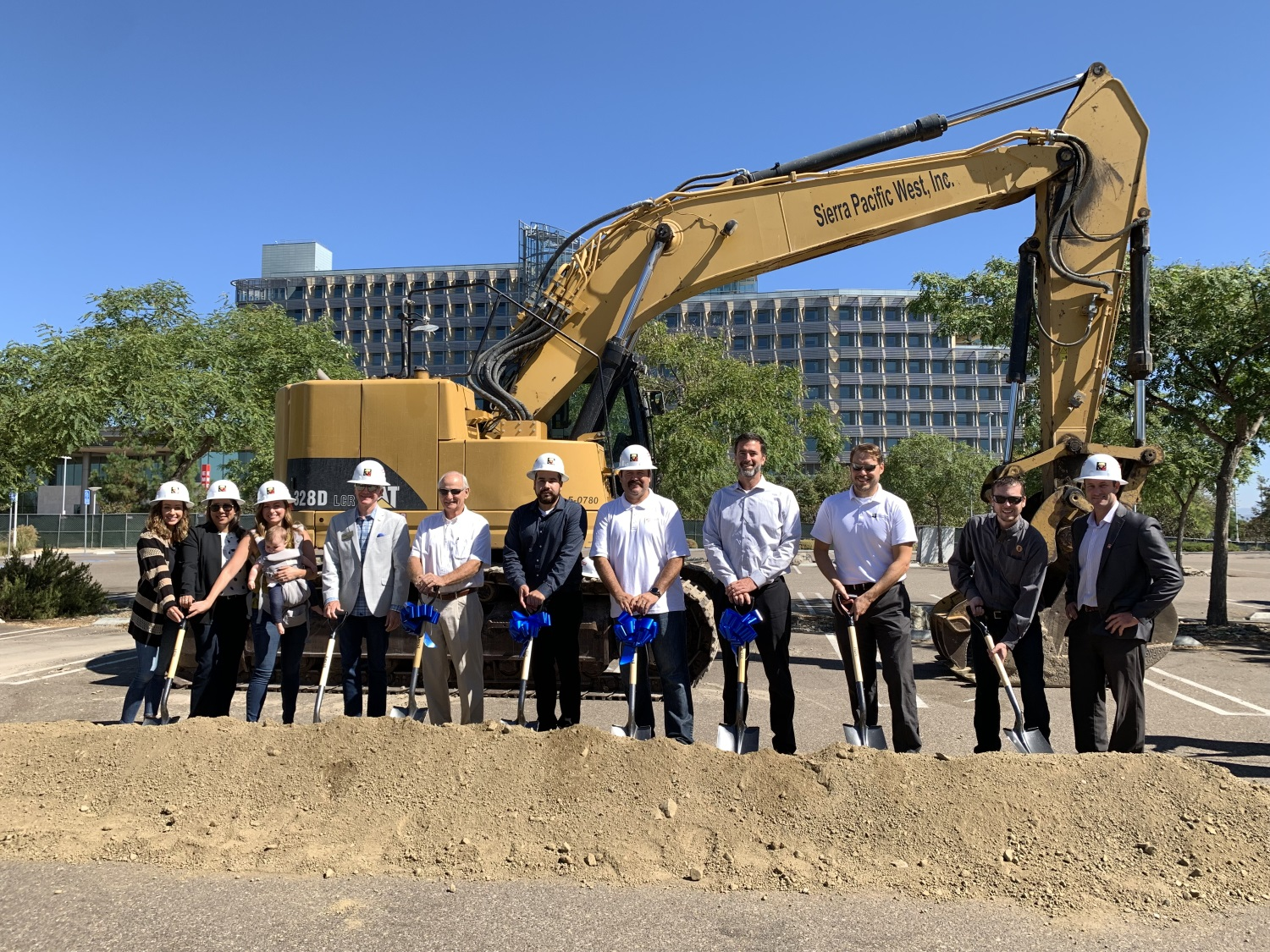 Palomar Health Rehabilitation Institute Groundbreaking