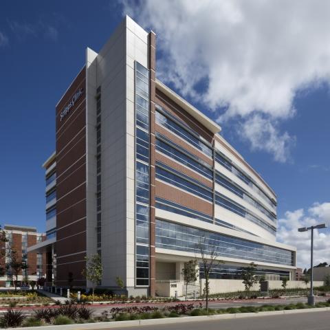 Scripps Clinic John R. Anderson V Medical Pavilion