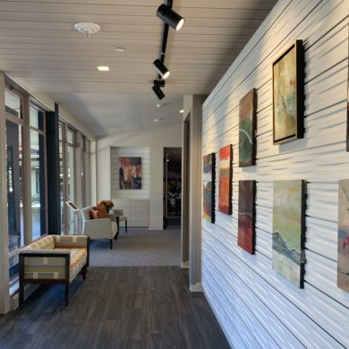 Sequoias Portola Valley Art Gallery