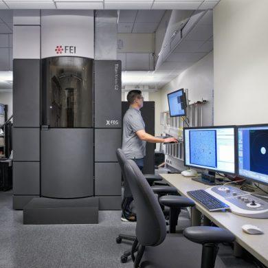 UC Berkeley Krios Lab