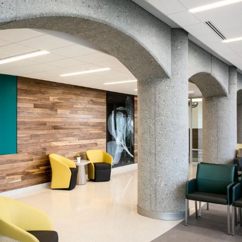 UCSF Ambulatory Care Center (ACC) 5 Heart & Vascular Clinic