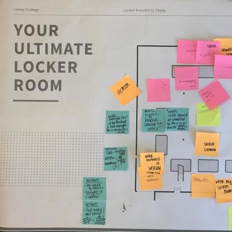 Laney College Locker Room Feasibility Study
