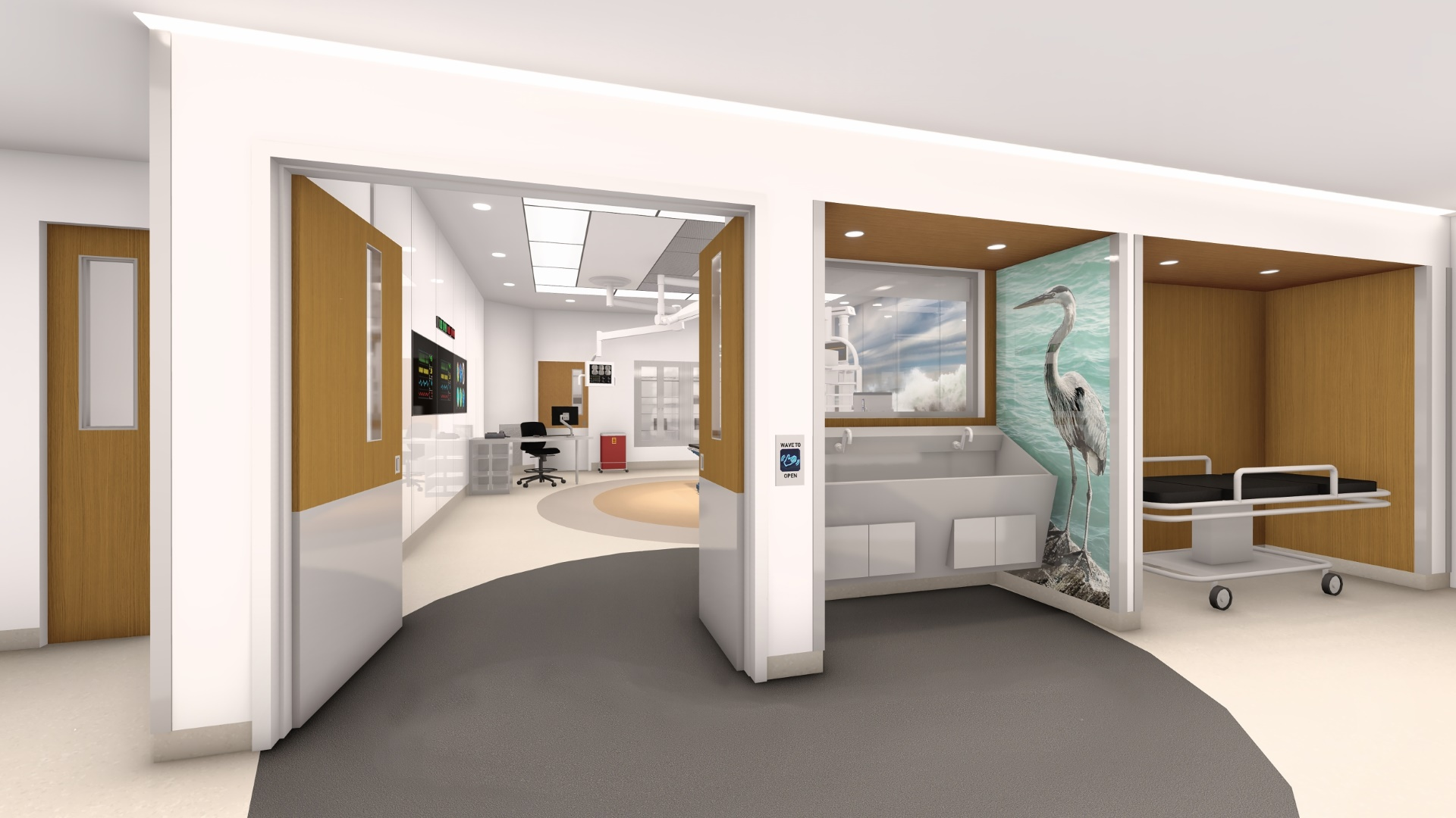 Experiential and Sustainable Design for ORs