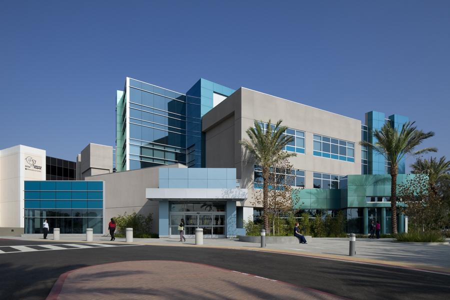 Miller Children's Hospital Pediatric Pavilion