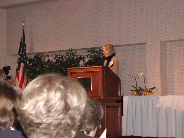 Linda Taylor awarded NAWBO Award