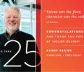 D. Randy Regier 25th Anniversary