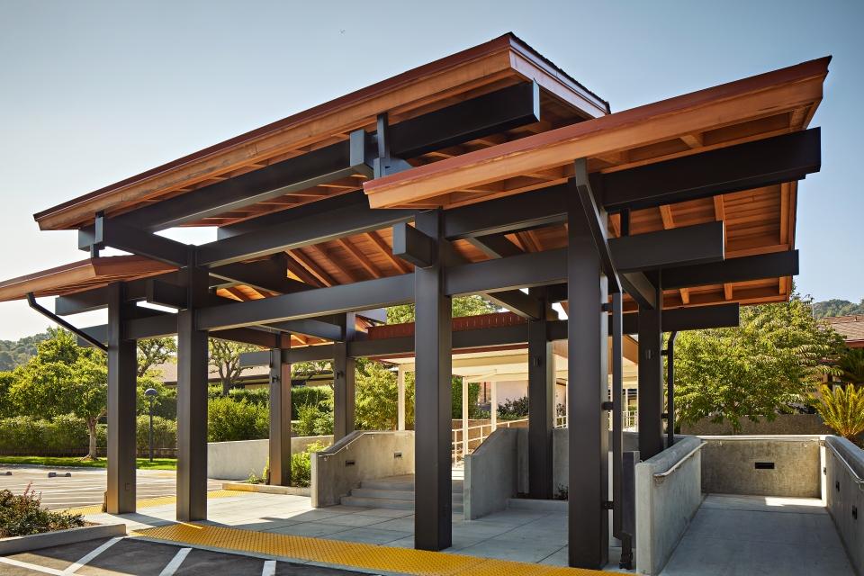 Sequoias Portola Valley Main Building Remodel and Site Improvements