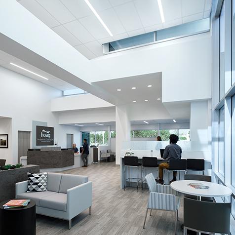 Hoag Hospital Irvine Emergency Department Expansion