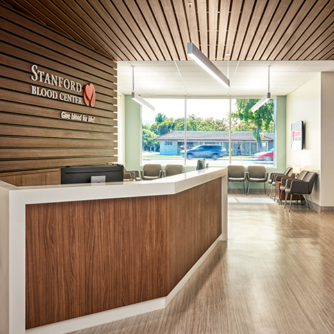 Stanford Blood Center - South Bay Donor Center
