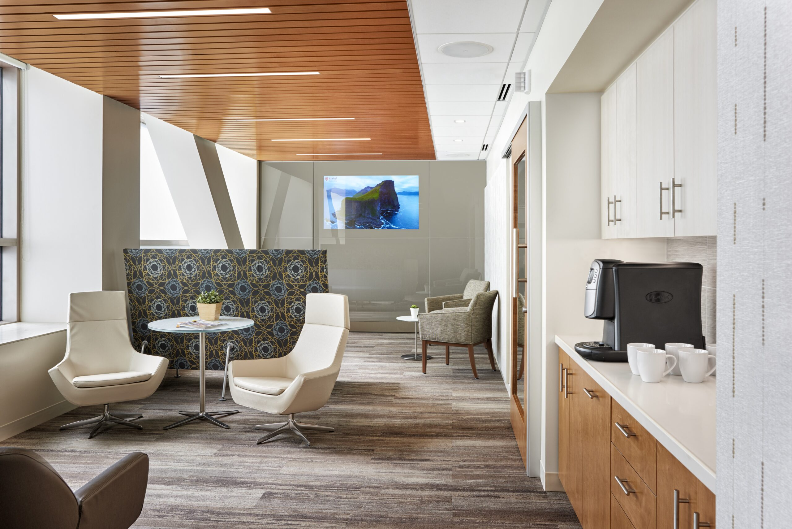 Stanford Health Care Comprehensive Cancer Center Breast Imaging Department Remodel