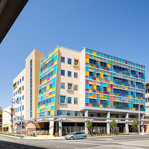 UCSF Benioff Children's Hospital Oakland Outpatient Center