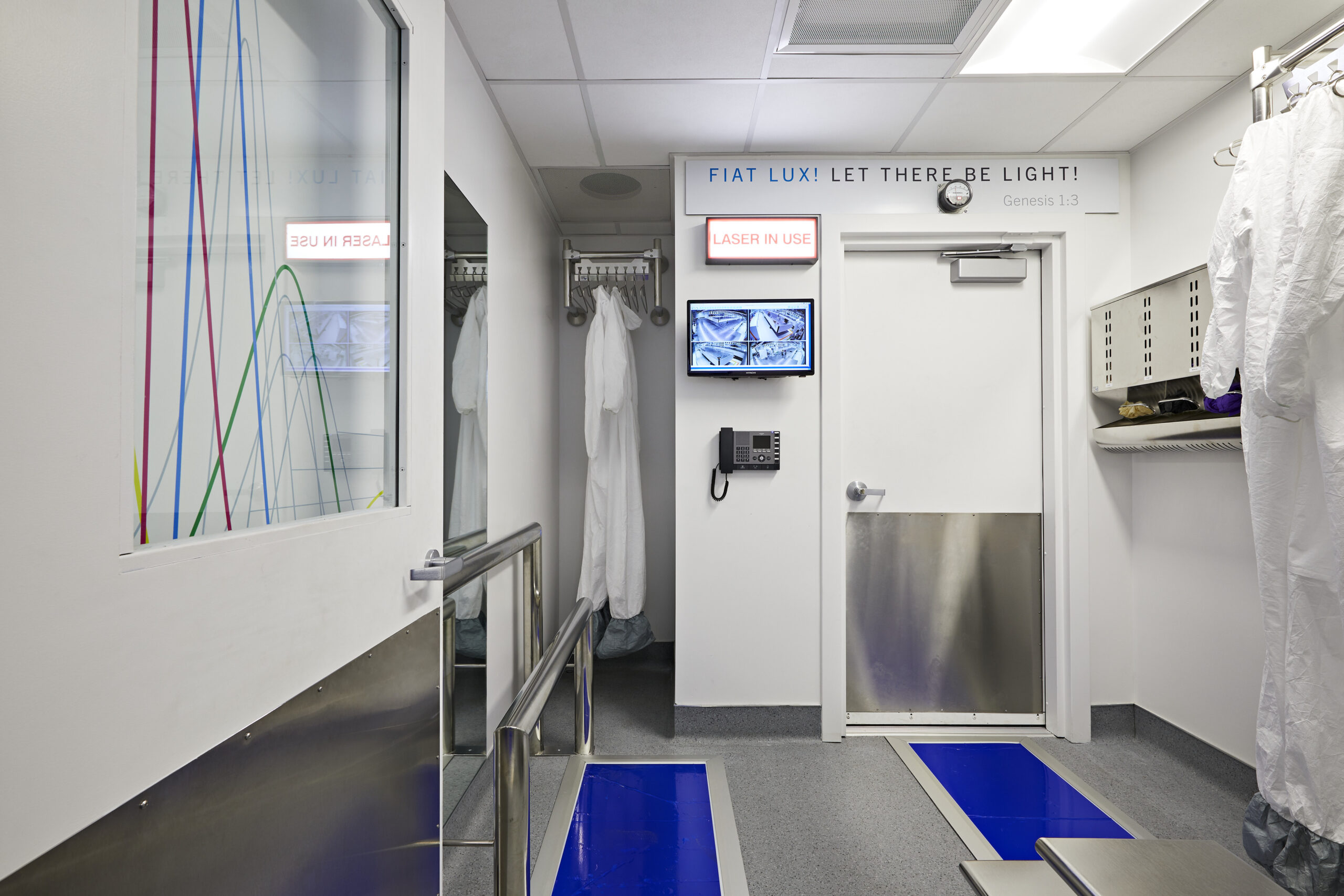 UCSD Popmintchev Laser Laboratory