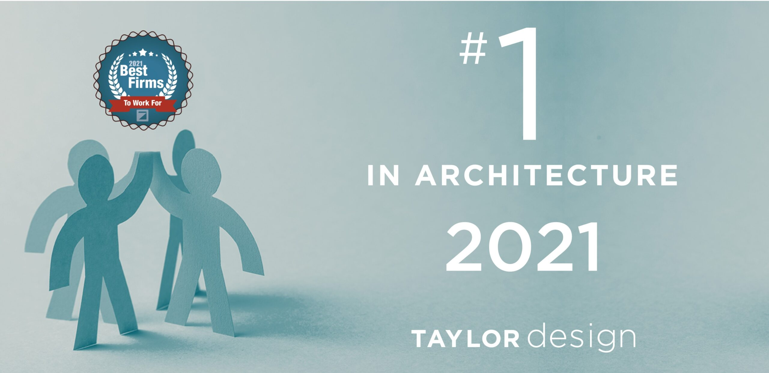 Taylor Design - #1 Architecture Firm 2021