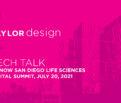 Taylor Design Tech Talk July 2021