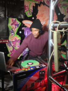 Famous DJ from the start of Hip Hop