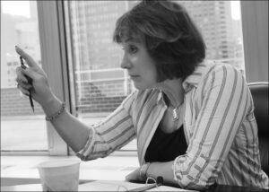 Broadway Actor, Jana Robbins