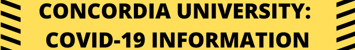 CONCORDIA UNIVERITY_ COVID-19 INFORMATION (1)