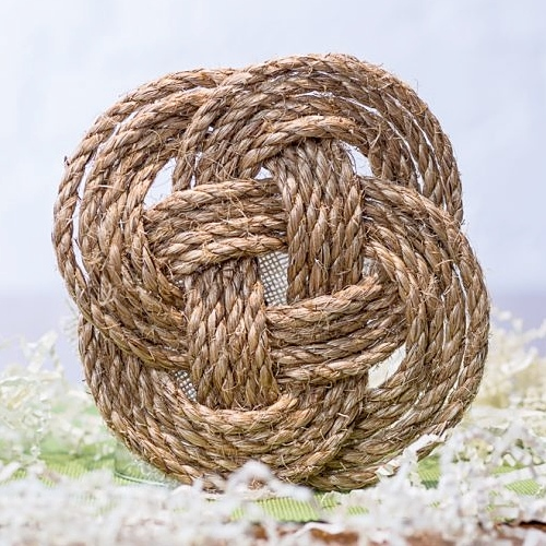 All For Knot - Fisherman's Trivet