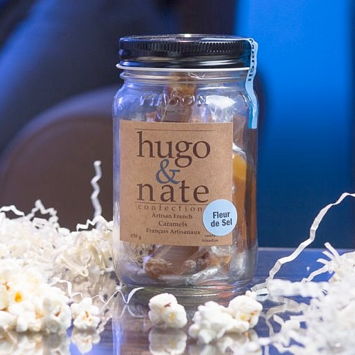 Hugo and Nate - Artisan Caramels