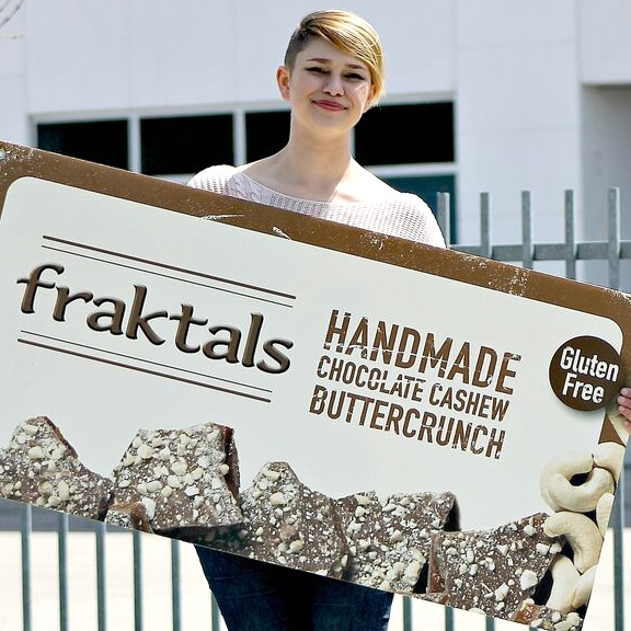 Fraktals - Maker at The Makers Crate Company