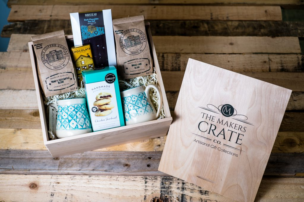 The Makers Crate Company - Brewed