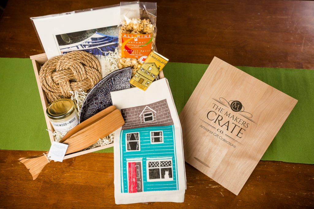 The Makers Crate Company - Home Crate